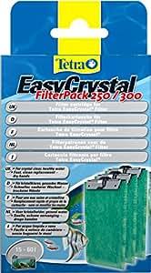 Tetra 151581 EasyCrystal Filter Pack 250/300, Filterpads für EasyCrystal Filter