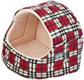 Gor Pets Hooded Cat Bed