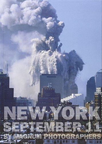 Magnum Photographers New York September 11 /Anglais