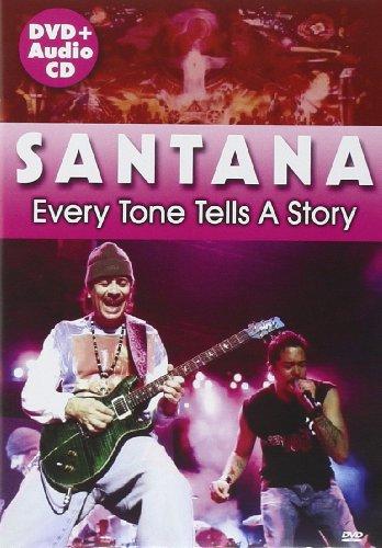 Santana - Every Tone Tells A Story (2 Dvd)