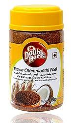 Double Horse Prawn Chammanthi Podi, 100 grams
