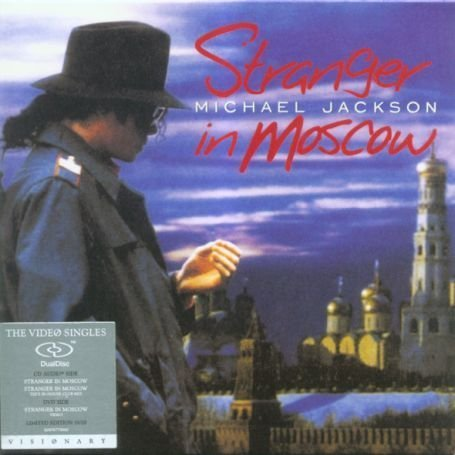 Michael Jackson - Stranger In Moscow (Pt. 2) (The Todd Terry Remixes) (MCD) - Zortam Music