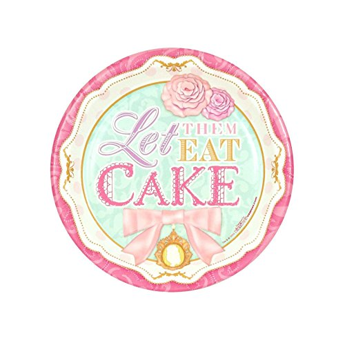 Princess Tea Party Dessert Plates (8) - 1