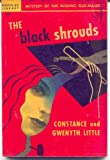 img - for The Black Shrouds: The Mystery of the Missing Old-maids Popular Library #112 book / textbook / text book