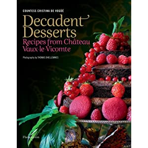Decadent Desserts Cookbook