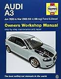 Audi A3 Service and Repair Manual: 03-08 (Haynes Service and Repair Manuals) by (2014-11-12)