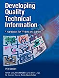 img - for Developing Quality Technical Information: A Handbook for Writers and Editors (3rd Edition) (IBM Press) book / textbook / text book