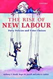 img - for The Rise of New Labour: Party Policies and Voter Choices by Heath Anthony F. Jowell Roger M. Curtice John K. (2001-07-19) Paperback book / textbook / text book