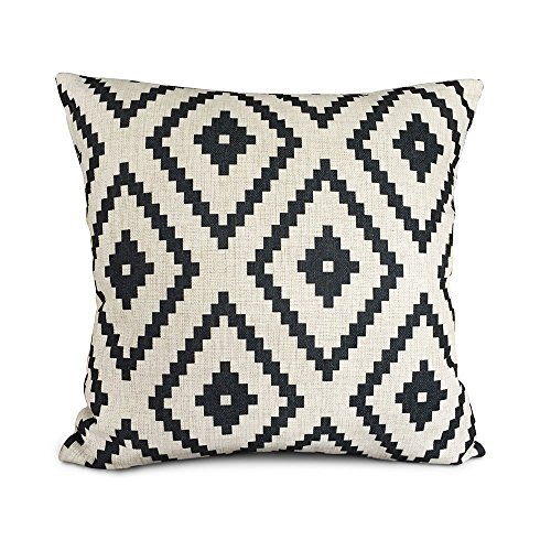 akery-white-and-black-series-geometry-cotton-linen-throw-pillow-cases-cushion-covers-18-x-18