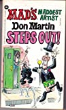 img - for Mad's Maddest Artist Don Martin Steps Out book / textbook / text book