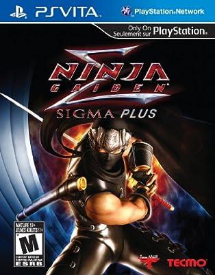 Ninja Gaiden Sigma 2 Plus (Playstation Vita) from Koei