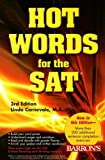 Hot Words for the Sat (Barron's Hot Words for the SAT I)