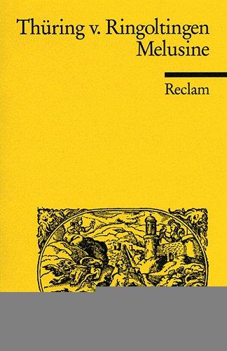 Melusine: In der Fassung des Buches der Liebe (1587)
