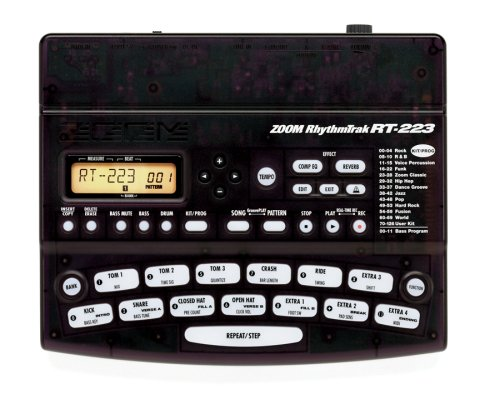 Check Out This Zoom RT223 Rhythm Trak Drum Machine