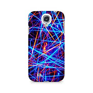 Ebby Abstract Ultra Premium Printed Case For Samsung S4
