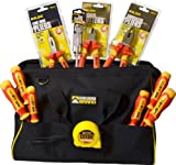 INLEC 11pc Electricians Tool Kit