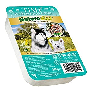 Naturediet Fish 390 g (Pack of 18)