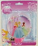 Disney Princess Sleeping Beauty, Cinderella & Tiana Night Light
