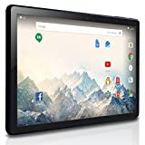 NeuTab174; 10.1 inch Quad Core Android 5.1 Lollipop OS Tablet PC 16GB Nand Flash Bluetooth Mini HDMI GPS Supported, 1 Year US Warranty, FCC Certified Black