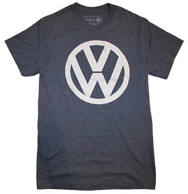 VW Volkswagen Logo Licensed Graphic T-Shirt - Medium