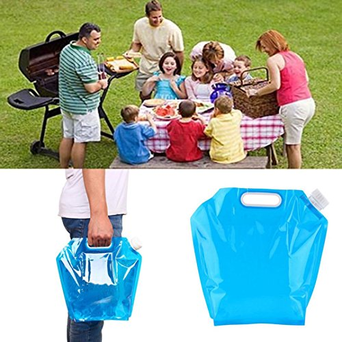 Susenstone-10L-Folding-Drinking-Water-Container-Storage-Lifting-Bag-Camping-Picnic-BBQ