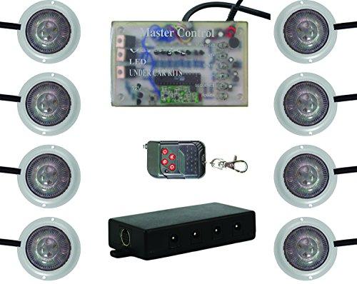 Vision X Hil-Stw Superwhite Led Strobe And Rock Light Kit