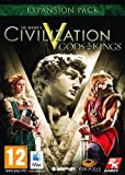 Civilization V Gods and Kings expansion pack (Mac DVD)