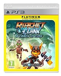 Ratchet & Clank: a crack in time - édition platinum