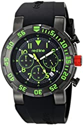 red line Men's RL-50027VD-BB-01GN Watch