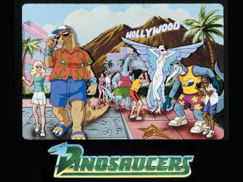 Dinosaucers Volume 1 movie