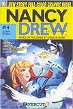Nancy Drew #14: Sleight of Dan (Nancy Drew Graphic Novels: Girl Detectiv) (v. 14)
