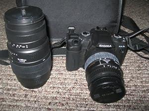Sigma Sa-7n SLR Film Camera