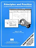 9781585036820: Principles & Practice- An Integrated Approach to Engineering Graphics & AutoCAD 2012 (11) by Shih, Randy [Perfect Paperback (2011)]