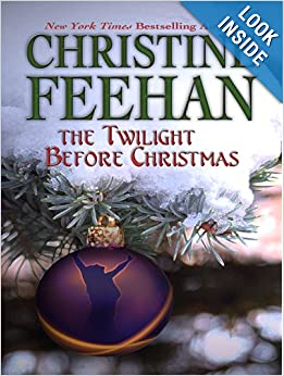 The Twilight Before Christmas (Drake Sisters) - Christine Feehan