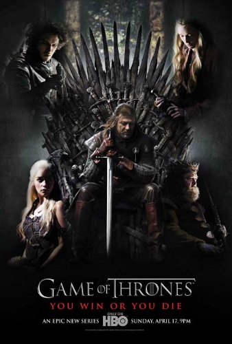 Game of Thrones TV POSTER G 27x40 Picture