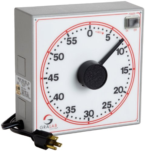 GraLab Model 254 Food Service Timer 60 Minute