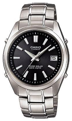 [カシオ]CASIO 腕時計 LINEAGE リニエージ タフソーラー 電波時計 LIW-130TDJ-1AJF メンズ