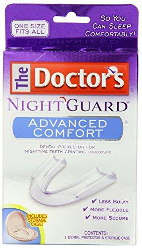 The Doctor's NightGuard ドクターズナイトガードコンフォート歯プロテクター 並行輸入品