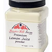 Hoosier Hill Farm Lemon Juice Powder, 1.5 lbs.