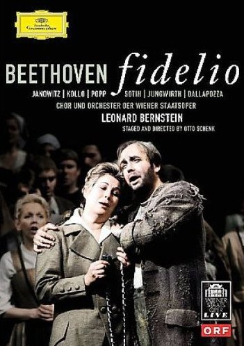 Cover art for  Beethoven - Fidelio