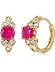 Sia Art Jewellery Clip On Earrings For Women (Golden) (AZ3460)