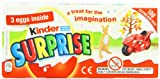 Kinder Surprise Egg 60 g (Pack of 8)