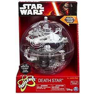 Perplexus - 6027261 - Jeu d'Action et de Réflexe - Labyrinthe 3D Perplexus - Star Wars Collector