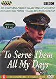 TO SERVE THEM ALL MY DAYS - Complete collection: Series 1, 2 and 3 - 4 discs DVD Box set [IMPORT]