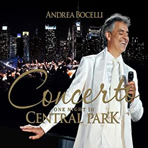 Concerto, One Night in Central Park from Verve