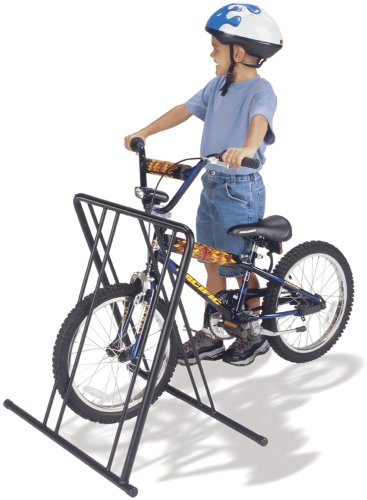 gearup 4 on the Floor Folding Bike Stand BlackB0000V0GB2 : image