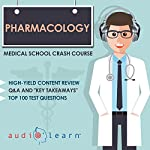 Pharmacology: Medical School Crash Course |  AudioLearn Medical Content Team