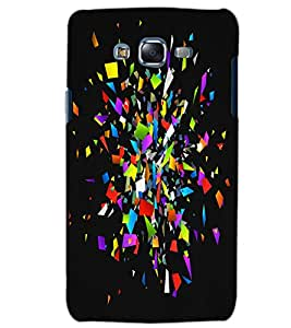 SAMSUNG GALAXY J5 SPARKLE Back Cover by PRINTSWAG