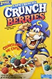 Captain Crunch Crunch Berries Cereal 40 Ounce Value Box Two 20 Ounce Bags