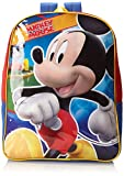 Fast Forward Little Boys' Mickey Mouse Backpack